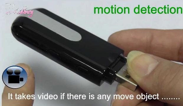 usb hidden camera instructions