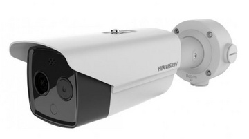 HIKVISION DS-2TD2617B-6 / PA (B) THERMAL VIDEO CONTROL CAMERA