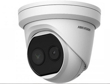 THERMAL VIDEO CONTROL CAMERA HIKVISION DS-2TD1217B-6 / PA (B)
