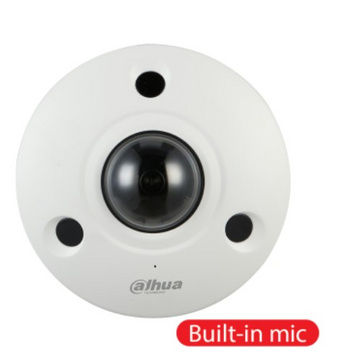 DAHUA IPC-EBW81242 FISHEYE CAMERA