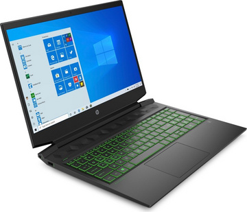 "Prenosnik HP Pavilion 16 i7 / 16GB / 512GB SSD / 16,1"" FHD / GeForce RTX 2060 / Windows 10 (črn)"