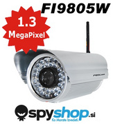 IP kamera Foscam FI9805W 1.3Mega Pixel H.264
