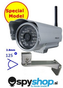 IP kamera Foscam FI8904W (20m, 60°/ objektiv 2.8mm)