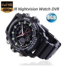 Full HD Wrist Watch Spy Camera G-Shook