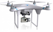 Quadcopter Seraphi G with GPS and stabilized cam. holder and 28 minute flight!