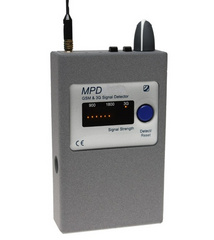 Professional detector for Mobile Communication (GSM + 3G)