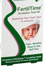 TEST OVULACIJE FERTILTIME BABYSTART