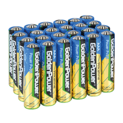 GOLDENPOWER 24X BATERIJA GREENERGY (AAA) - alkalna