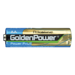 GOLDENPOWER BATERIJA GREENERGY (AA) - alkalna