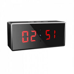 Spy Digital clock with Full HD WiFi camera