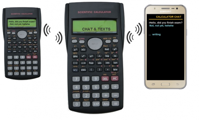 Exam Cheat calculator Ultimate Edition