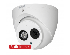 DAHUA HAC-HDW1500EM-A 5MP CAMERA 2.8MM IR 50M AUDIO MIC