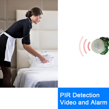 DIY 1080P WI-FI NANNY CAMERA KIT (PIR Detection Video record and alarm)
