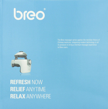 Breo iDream3S Digital Eye and Head Massager